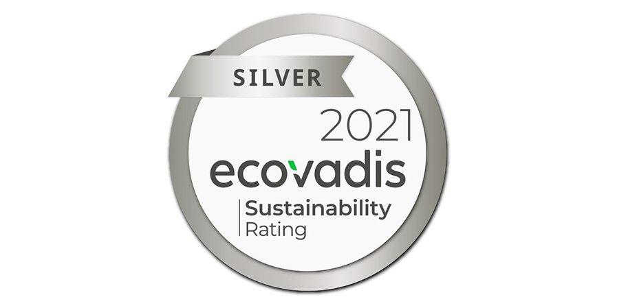 Cardbox Packaging Wolfsberg silver rating Eco Vadis